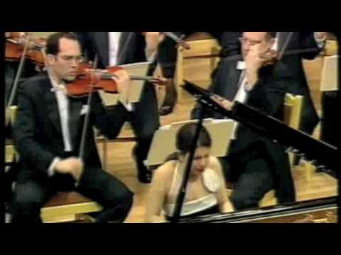 Sofya Melikyan plays the Heroic Ballad by Babadjanian 3rd part