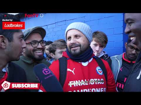 Everton 2-5 Arsenal | Fan From Chile Wants Alexis To Stay At Arsenal!