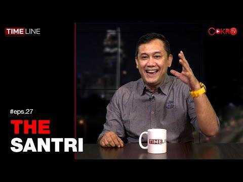 Denny Siregar: THE SANTRI | TIMELINE