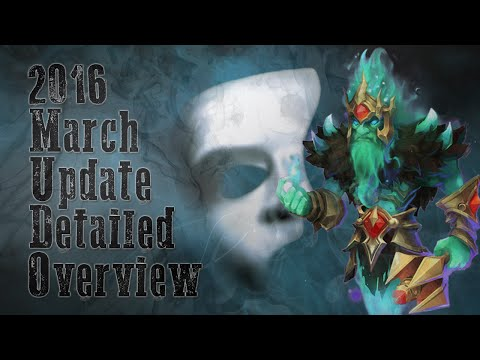 Castle Clash AoL: 2016 March Update Detailed Overview | It Has Arrived!