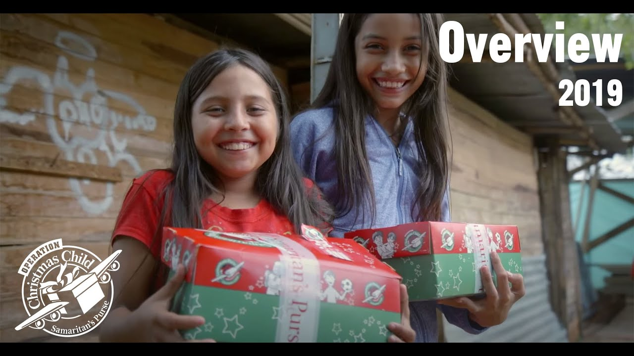 Operation Christmas Child Boxes 2019.Operation Christmas Child Overview 2019 Full Length