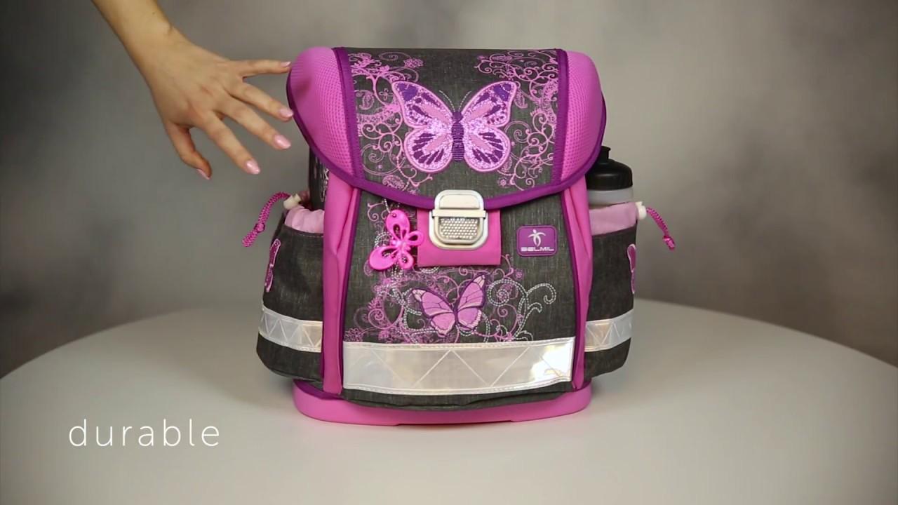 b22aa7b1d08d Belmil táska hátizsák Classy 403-13 Military - KeS Papír - Minőségi papír-írószerek,  irodaszerek, iskolaszerek, tollak széles választékban.