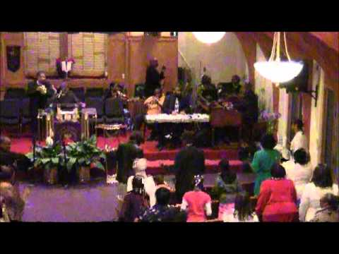 Unity Temple COGIC - Moses Tyson Jr. Shout Music