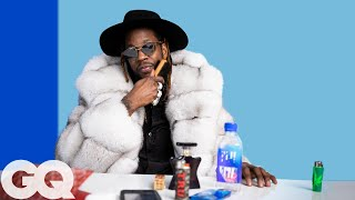 10 Things 2 Chainz Can\'t Live Without | GQ