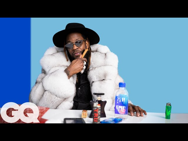 10 Things 2 Chainz Cant Live Without | GQ