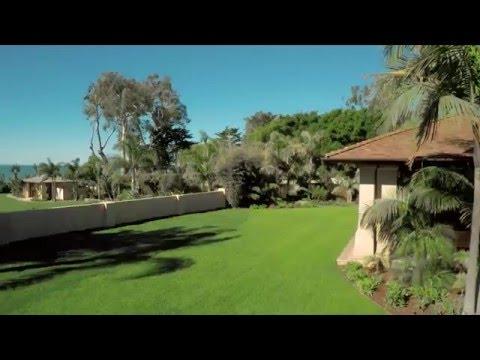 Suzanne Perkins   Tropical Beach Estate   Montecito, CA   SOLD in 2017!