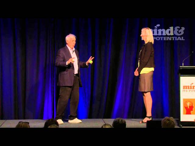 Michael J. Gelb 'Juggling your way to success' at Mind & Its Potential 2012
