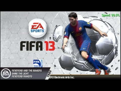 How To Play Fifa 13 On Android