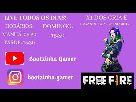 COMO GANHAR O CARTÃO DE DOBRO DE PONTOS - FREE FIRE from YouTube · Duration:  14 minutes 40 seconds