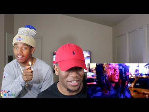 AJ Tracey - Luke Cage (Official Video)- REACTION