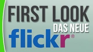 Das neue Flickr - First Look - caphotos.de