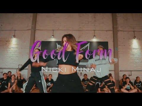 Good form - Nicki Minaj | Coreografía Jenny Ruiz