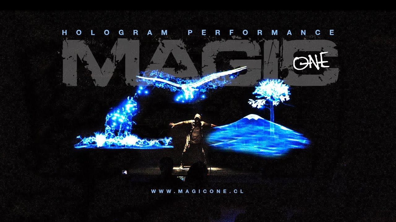 Magic One - Hologram Performance 2018