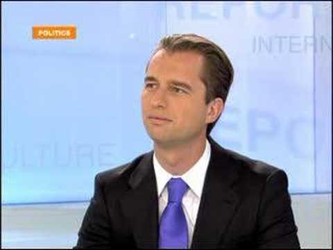 Politics : Pierre Mauroy & David Martinon