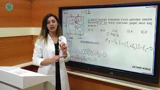 7/24 Eğitim - Fizik 10.sınıf Elektrik Ve Manyetizma Soru Çözümü