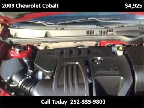 2009 chevrolet cobalt used cars elizabeth city nc youtube. Black Bedroom Furniture Sets. Home Design Ideas