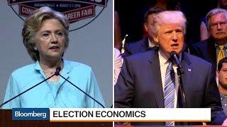 Paul Krugman: Clinton, Trump Don't Care About Deficits