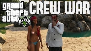 Cover images GTA Online: FAKE Mafia Crew War