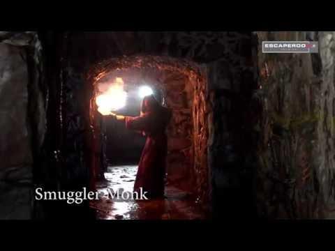 SMUGGLER MONK ||| Escape Room Helsinki