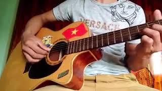 Cho họ gét đi em!!! Guitar cover 😂😂😂