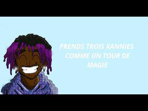 LIL UZI VERT - UNFAZED ft. THE WEEKND [TRADUCTION FRANCAISE]