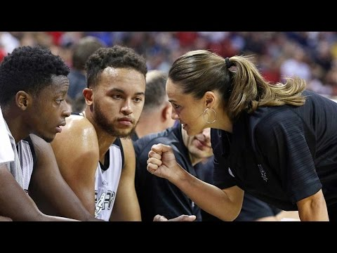 Becky Hammon could coach an NBA team right now