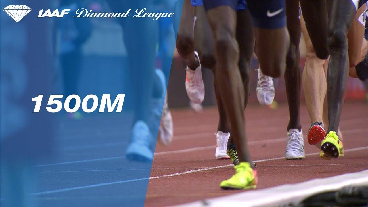 世界 1500 記録 メートル パラ陸上 世界選手権2019