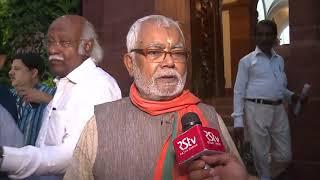 Hukmdev Narayan Yadav on M Karunanidhi's demise