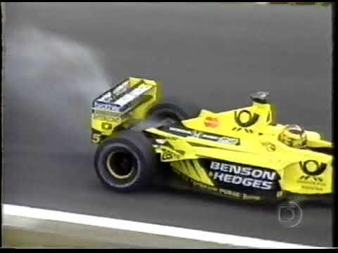 F1 2000 #06 GP da Europa completo Pt-Br