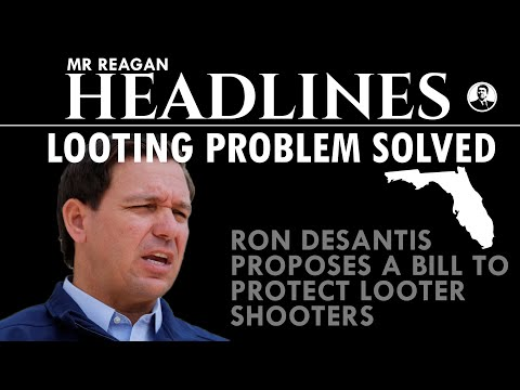 Florida Solves Looting And Rioting Problem… Shoot Them!