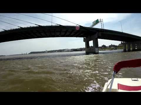 Trip Under Burlington Ia Mississippi River Bridge