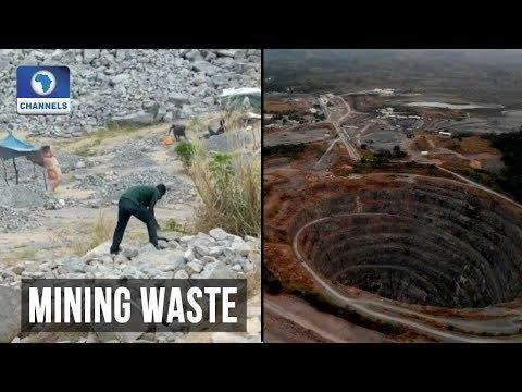 Sierra Leone Community Sue Diamond Mining Firm Over Dumping Of Waste