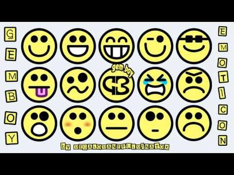 █ Gem Boy ■ Emoticon #1 █
