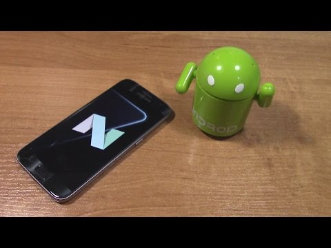 How To Install Official Android 7 Nougat On Samsung Galaxy S7