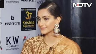 'My Wedding And 'Veere Di Wedding' Release A Coincidence:' Sonam Kapoor