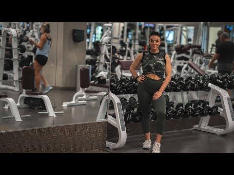 Sexy Shoulders - Ashtyn Pharis Fitness