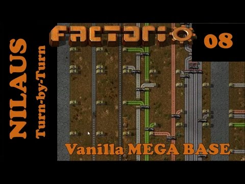 Factorio SpaceX Let's Play #5 - Steel, stone brick by Tuplex