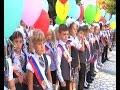 Первый звонок прозвенел в школьном дворе школы №7 и гимназии «Эврика».