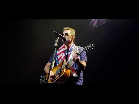 Eric Church - Mistress Named Music With Bob Seger Medley (10/5/2019) Grand Rapids, MI