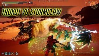 Dauntless - Trokut vs Stormclaw!