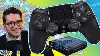 Playstation 5: Así sería el DUALSHOCK 5 - Blu-ray 4k   SQS