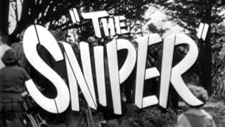 THE SNIPER (1952) THEATRICAL TRAILER