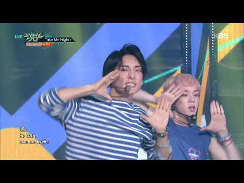 뮤직뱅크 Music Bank - Take Me Higher - A.C.E.20180608
