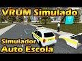 VRUM Simulado - Simulador de Auto Escola