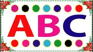 The Alphabets - ABC SONG | ABC Songs for Children