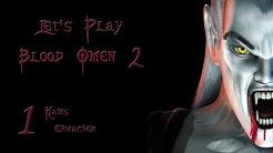 Blood Omen 2 - Legacy Of Kain IV [Let's Play] [Deutsch] [HD]