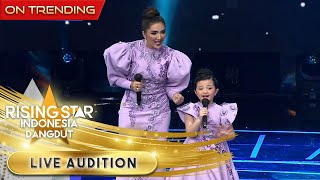 Bagus Bgt! Penampilan Ashanty dan Arsy bawakan lagu [SAYANG]   Live Audition   Rising Star Indonesia
