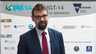 Laszlo Varro, Chief Economist at the IEA, discussing everything GHGT-14