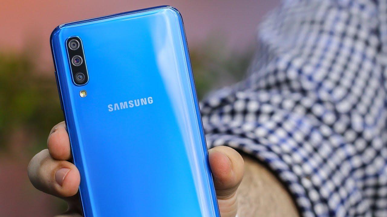 Samsung Galaxy A50 Review   خالف كل توقعاتي !! مواصفات هاتف
