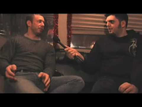 Dillinger Escape Plan Interview on Metal Injection 2008